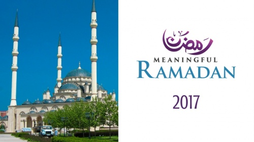 Here's How You Can Lead a Meaningful Ramadan in 2017