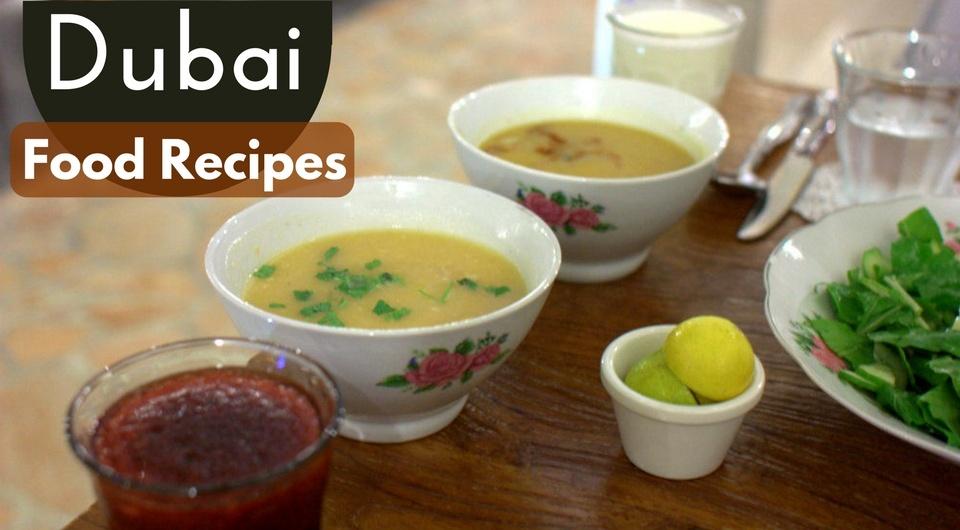 5 Must-Try Traditional Dubai Eid Food For Your Hari Raya Feast [Recipes]