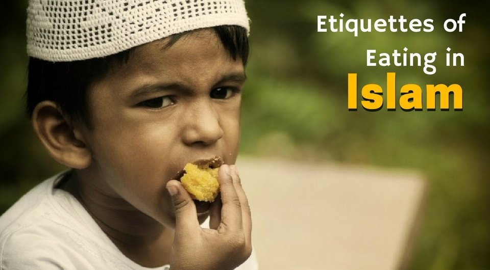 The Etiquettes of Eating - Did You Know?