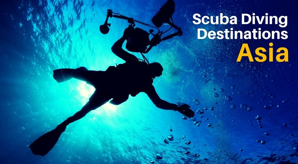 Top 5 Places for Scuba Diving in Asia