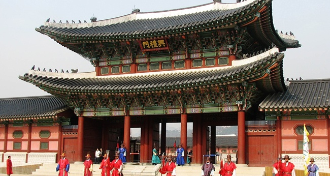What Do You Know About South Korea's Gyeongbokgung Palace?
