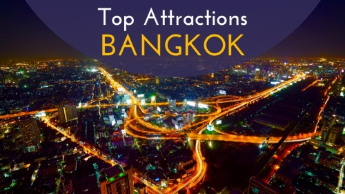 Top 7 Sights for Every Muslim Traveler to Bangkok