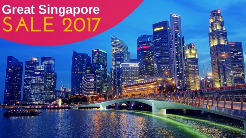 Muslim-Friendly Shopping Spree During the Great Singapore Sale 2017