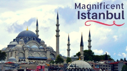 8 Magnificent Sightseeing Spots in Istanbul
