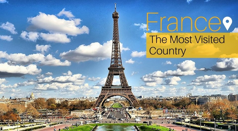 8 Reasons Why France is the Most Visited Country in the World!