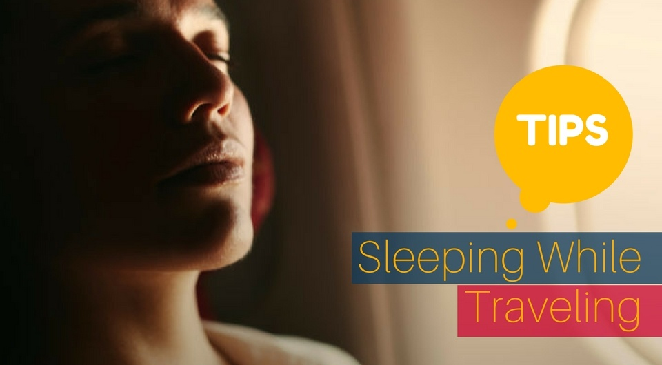 Get Your Beauty Sleep During a Flight With These 5 Tips!