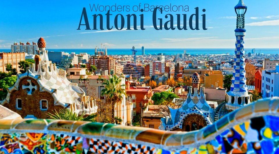 Image result for Experience Antoni Gaudi's Breath-Taking Architectural Marvels
