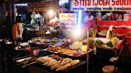 Bangkok Sokak Lezzetleri
