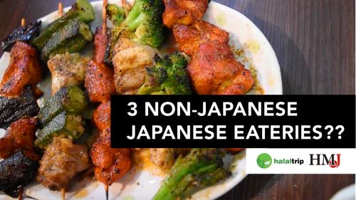 3 Alternative Halal restaurants in Tokyo For A Break From Japanese Food [Video]