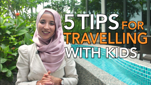 5 Tips For Traveling With Kids [Interview]