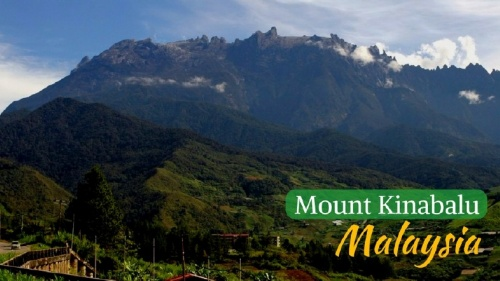 5 Reasons to Visit Malaysia's Mount Kinabalu