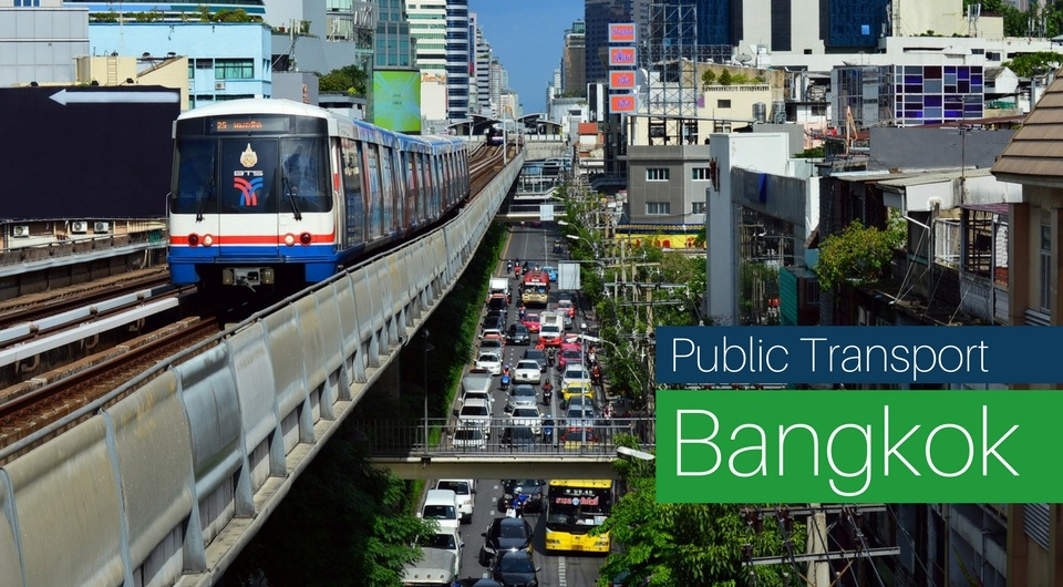 Getting Around in Bangkok By Public Transport