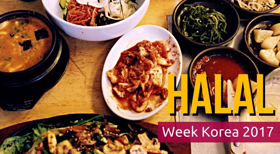 Halal Restaurant Week Korea - A Gastronomic Experience Like No Other
