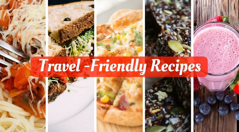 5 Travel-Friendly Recipes [Recipes]
