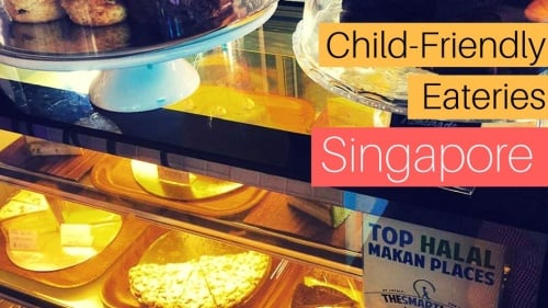 5 Child-Friendly Eateries in Singapore
