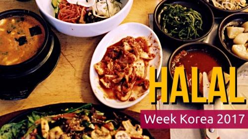 Halal Restaurant Week Korea - A Gastronomic Experience Like No Other