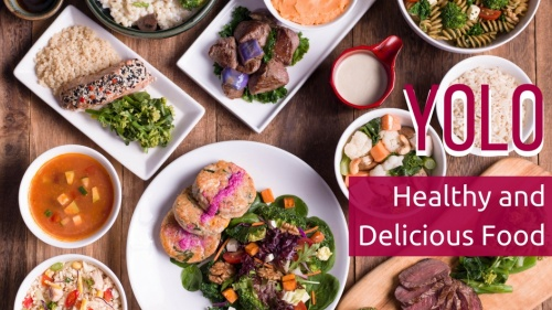 Delicious and Healthy Food Delivered to your Doorstep – YOLO
