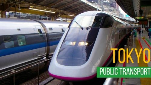 Getting Around in Tokyo By Public Transport