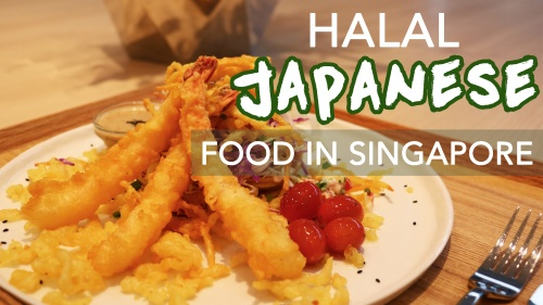 Top 10 Must-Try Halal Japanese Restaurants in Singapore