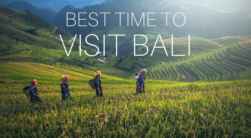 Best Period To Travel To Bali
