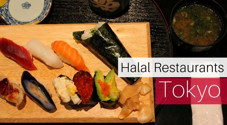 7 Must-go Halal-friendly Restaurants in Tokyo