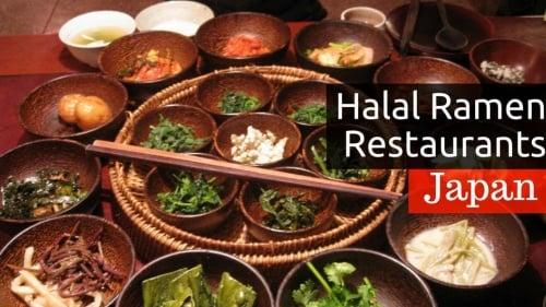 5 Halal-friendly Ramen Restaurants to Dine in Japan