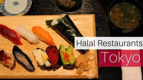 7 Must-go Halal-friendly Restaurants in Tokyo