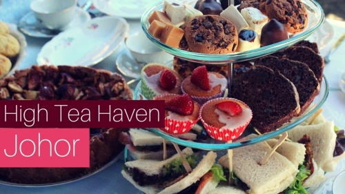 High Tea Haven - Johor Edition