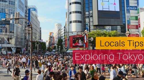 Word Of Mouth - Tokyo Locals Tips