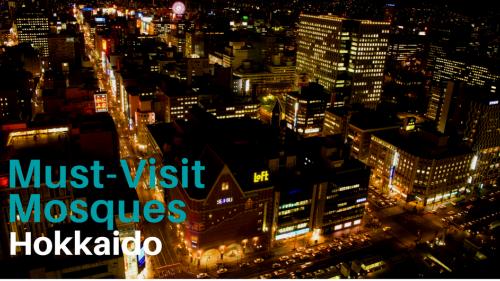 5 Must-Visit Mosques in Hokkaido, Japan