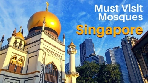 8 Must-Visit Mosques in Singapore