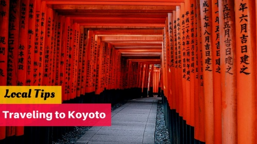 Word Of Mouth - Kyoto Locals Tips