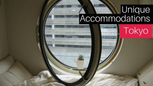 9 Unique Accommodations You Can Stay in Tokyo