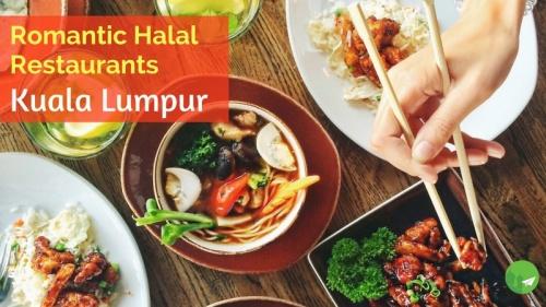 Top 8 Romantic Halal Restaurants in Kuala Lumpur