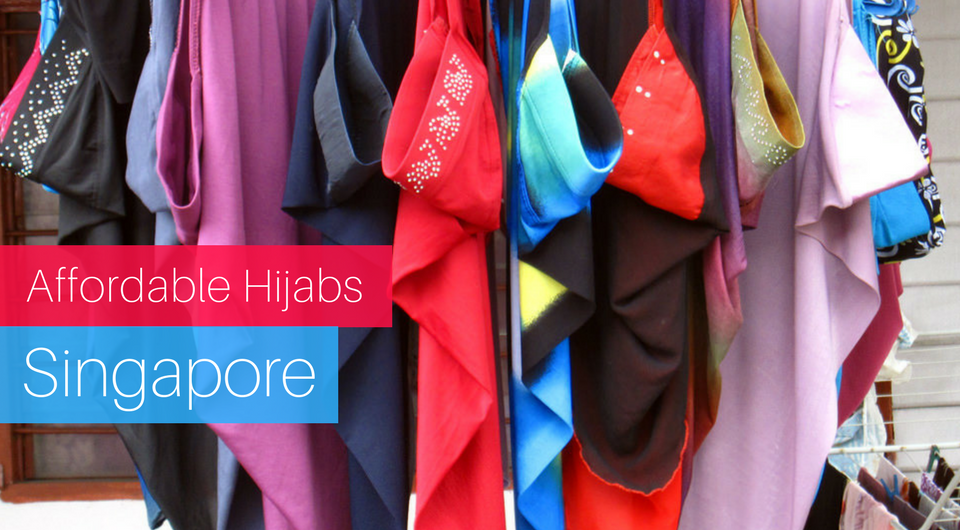 Shopping For Affordable Hijabs In Singapore