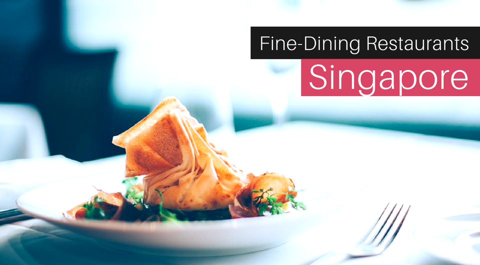 Halal Fine-Dining Restaurants in Singapore
