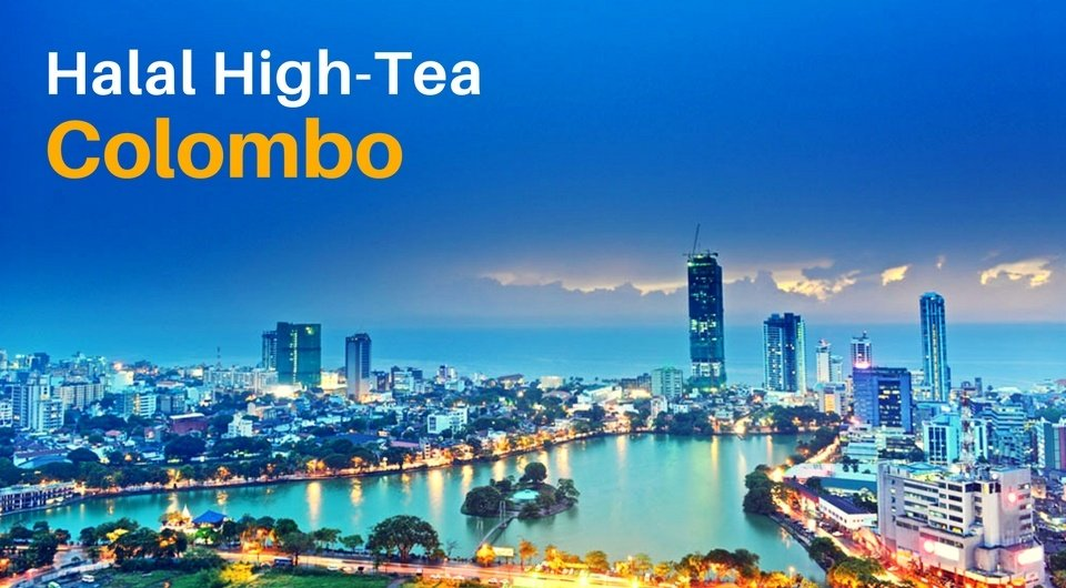 4 Great Places for Halal High-Tea in Colombo
