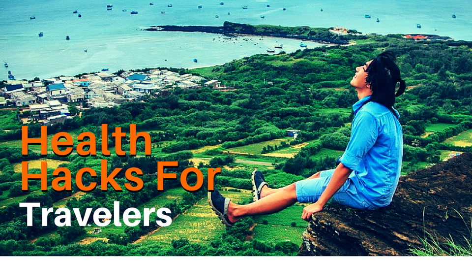 5 Health Hacks When You Fall Sick While Traveling