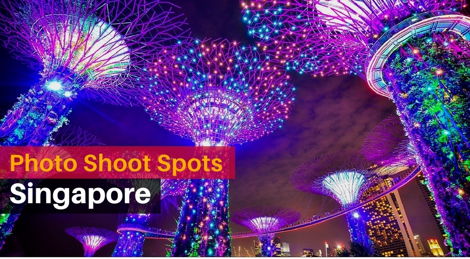 Incredible Spots For A Photo shoot With Your Friends in Singapore