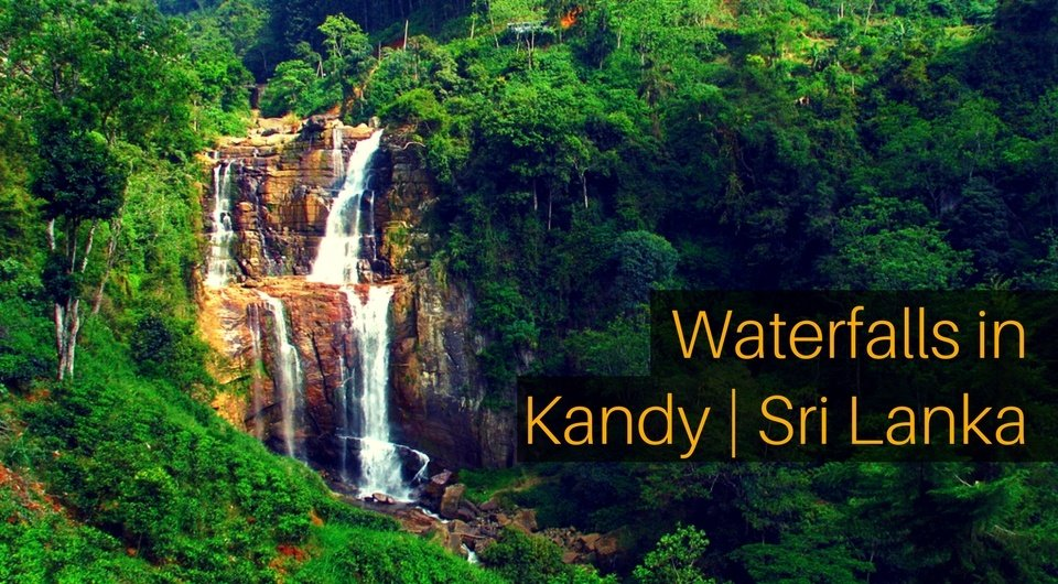 Must-See Waterfalls in Kandy, Sri Lanka