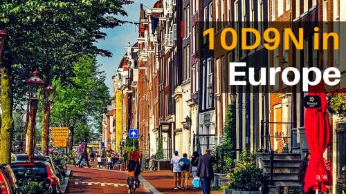 10D9N Itinerary For An Epic European Adventure