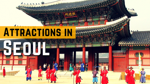 Attractions in Seoul