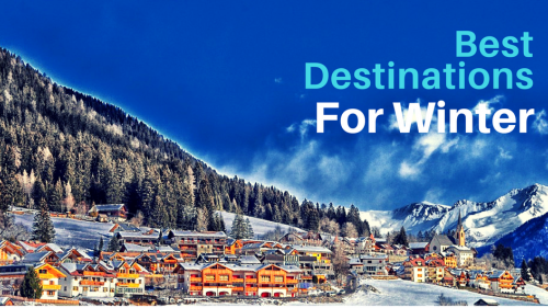 5 Best Destinations For A Winter Experience