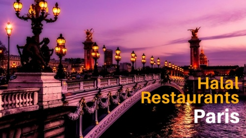 5 Amazing Halal Restaurants In Paris