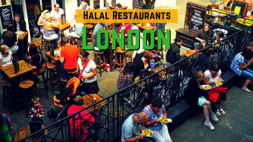 5 Amazing Halal Restaurants In London