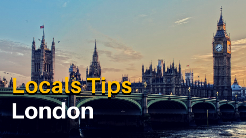 Word of Mouth - London Locals Tips