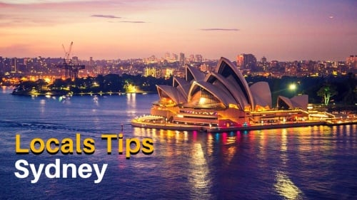 Word of Mouth - Sydney Locals Tips