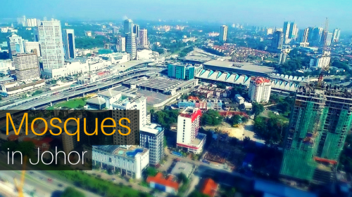 6 Mosques You Must Visit in Johor