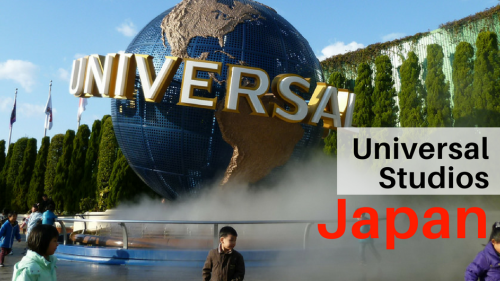 A Trip of A Lifetime to Universal Studios Japan