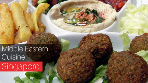 Middle Eastern Cuisine In Singapore